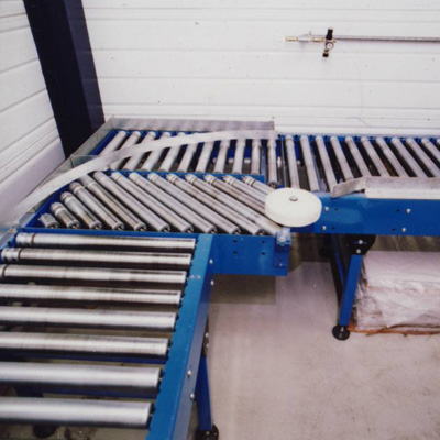 Roller conveyor belt - photo#24